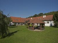 Innenhof-Kürbishof