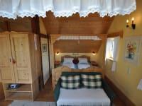 Appartement Kuschelnest im Winzerhaus Altes Gehöft am Lormanberg Steirisches Vulkanland Österreich