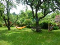 Sommerfrische im großen Naturgarten