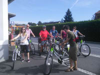 Radfahren im Steirischen Vulkanland