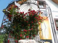 Ferienhaus mit Pavilon