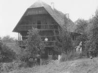 Das ehemalige Bauernhaus