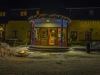 Winterhausfoto