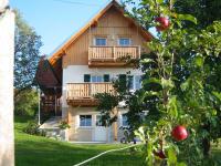 das Ferienhaus mit den drei Wohnungen