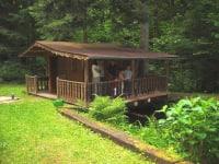 Fischhütte