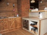 Wohnküche Zirbenlandapartment