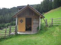 Sauna aussen