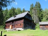 Almhüttenurlaub in Pusterwald