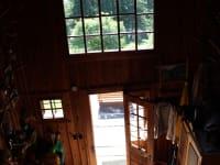 Küche und Stube im Erdgeschoss, Zimmer im Obergeschoss