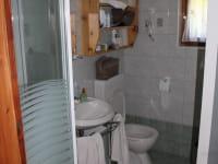 Bad und WC sind vorhanden