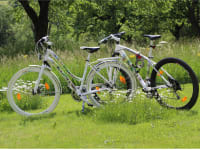 Leihräder vorhanden