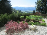 unser neuer Garten