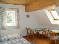 Zimmer in Ferienwohnung Bauernhaus