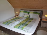 Schlafzimmer / Bergkristall