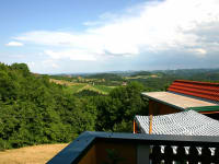 Aussicht vom Gästehaus
