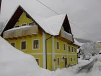 tiefster Winter in der Südsteiermark