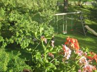 Spielplatz mitten im Grünen