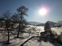 ein wunderbarer Wintertag