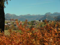 Totes Gebirge im Herbst