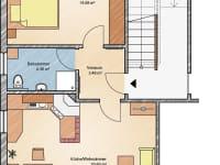 Plan Wohnung Sarstein, Dachstein