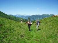 Wanderung zum Finsterkarsee