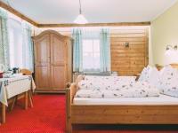 Das zweite unserer beiden Zimmer