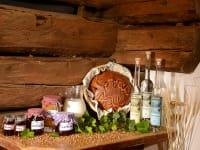 Hofeigene Produkte für  ein schmackhaft-gesundes Früchstück