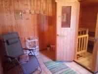 Tief durchatmen in unserer Sauna