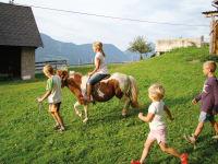 Pony reiten