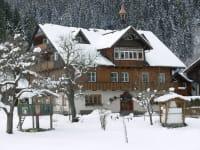 Winter am Weitgasserhof
