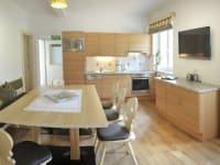 Blockhaus -Küche