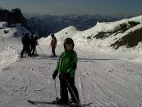 Skifahren auf der Tauplitzalm