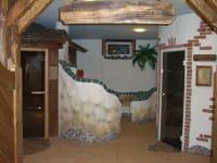 Dampfbad,finische Sauna