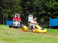 Slalomkartbahn