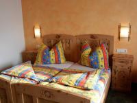 Gemütlich ausgestattetes Komfortzimmer
