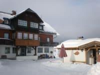 Der Deutlhauserhof im Winter