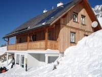 Gindlhütte Winter 2007
