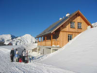 Gindlhütte Winter 2005