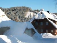 Winter am Bauernhof, Hochsteiermark