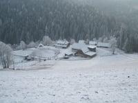 Winterruhe beim Schmiedhofer