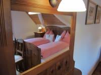 Romantikwohnung Schlafzimmer