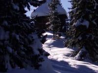 Unser Hausberg Stolzalpe1816m