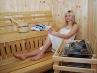 Sauna richtia geniessen