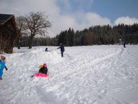 Winterspaß bei der Prosihütte
