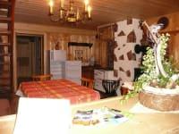 Hütte Susanna Küche
