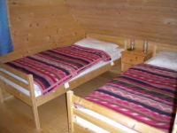 Zimmer mit getrennten Betten