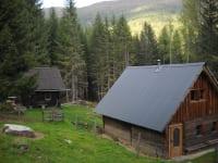 Groaße und Kloane Hütte