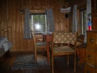 Wohnküche/ kloane Hütte