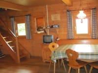 Wohnzimmer Killibauernhütte