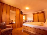 Fewo Ziegenhütte Schlafzimmer
